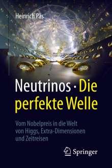 Heinrich Päs: Neutrinos - die perfekte Welle, Buch