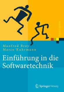Manfred Broy: Einführung in die Softwaretechnik, Buch