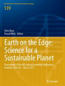 Earth on the Edge: Science for a Sustainable Planet, Buch