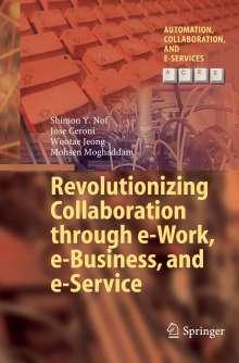 Jose Ceroni: Revolutionizing Collaboration through e-Work, e-Business, and e-Service, Buch