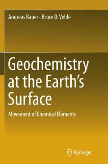 Andreas Bauer: Geochemistry at the Earth's Surface, Buch