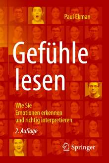Paul Ekman: Gefühle lesen, Buch