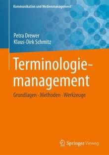 Petra Drewer: Terminologiemanagement, Buch