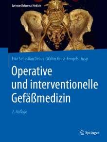 Operative und interventionelle Gefäßmedizin, 2 Bücher