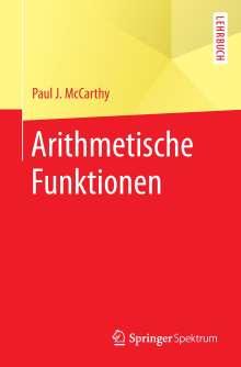 Paul J. McCarthy: Arithmetische Funktionen, Buch