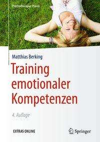 Matthias Berking: Training emotionaler Kompetenzen, Buch