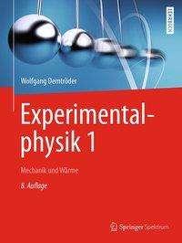 Wolfgang Demtröder: Experimentalphysik 1, Buch