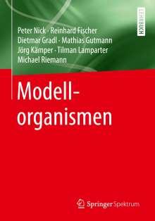 Peter Nick: Modellorganismen, Buch