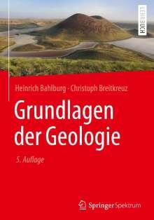 Heinrich Bahlburg: Grundlagen der Geologie, Buch