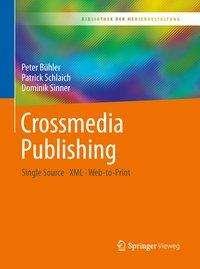 Peter Bühler: Crossmedia Publishing, Buch