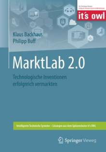 Klaus Backhaus: MarktLab 2.0, Buch