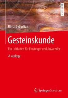 Ulrich Sebastian: Gesteinskunde, Buch