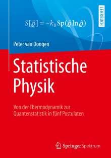 Peter van Dongen: Statistische Physik, Buch