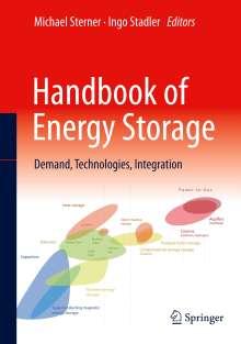 Michael Sterner: Handbook of Energy Storage, Buch