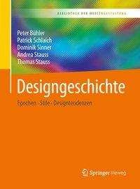 Peter Bühler: Designgeschichte, Buch