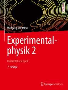 Wolfgang Demtröder: Experimentalphysik 2, Buch