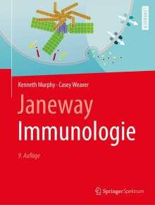 Kenneth Murphy: Janeway Immunologie, Buch