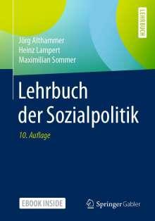 Jörg W. Althammer: Lehrbuch der Sozialpolitik, Buch