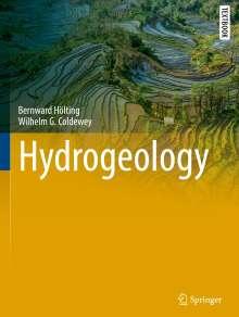 Bernward Hölting: Hydrogeology, Buch