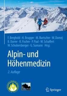 Alpin- und Höhenmedizin, Buch