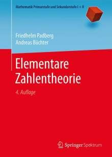 Friedhelm Padberg: Elementare Zahlentheorie, Buch