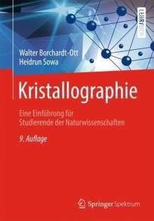 Walter Borchardt-Ott: Kristallographie, Buch