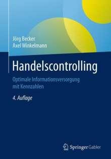 Jörg Becker: Handelscontrolling, Buch