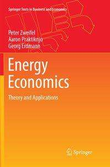 Peter Zweifel: Energy Economics, Buch
