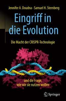 Jennifer A. Doudna: Eingriff in die Evolution, Buch