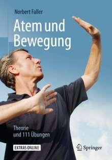 Norbert Faller: Atem und Bewegung, Buch