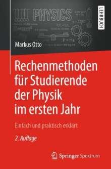 Markus Otto: Rechenmethoden für Studierende der Physik im ersten Jahr, Buch