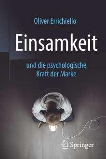 Oliver Errichiello: Einsamkeit und die psychologische Kraft der Marke, Buch
