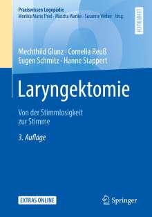 Mechthild Glunz: Laryngektomie, Buch