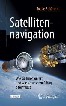 Tobias Schüttler: Satellitennavigation, Buch