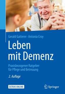 Antonia Croy: Leben mit Demenz, Buch