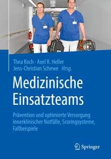 Medizinische Einsatzteams, Buch