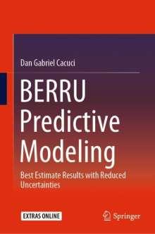 Dan Gabriel Cacuci: BERRU Predictive Modeling, Buch