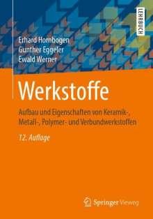 Erhard Hornbogen: Werkstoffe, Buch