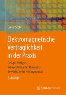 Dieter Stotz: Elektromagnetische Verträglichkeit in der Praxis, Buch