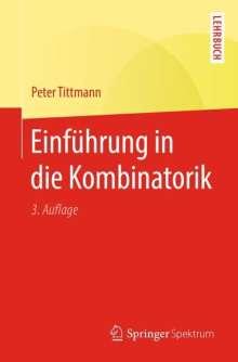 Peter Tittmann: Einführung in die Kombinatorik, Buch