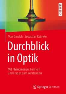 Max Gmelch: Durchblick in Optik, Buch