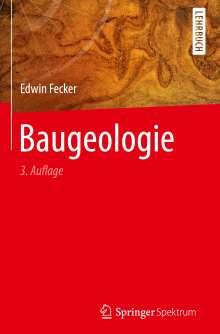 Edwin Fecker: Baugeologie, Buch