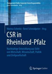 CSR in Rheinland-Pfalz, Buch