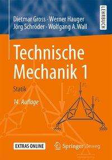 Dietmar Gross: Technische Mechanik 1, Buch