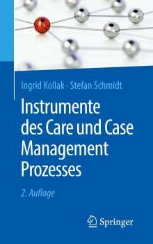 Ingrid Kollak: Instrumente des Care und Case Management Prozesses, Buch