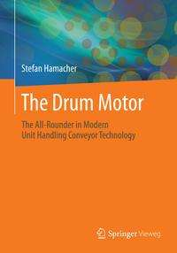 Stefan Hamacher: The Drum Motor, Buch