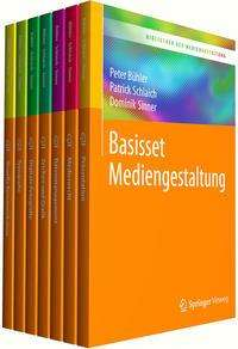Peter Bühler: Bibliothek der Mediengestaltung - Basisset Mediengestaltung, Buch