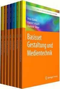 Peter Bühler: Bibliothek der Mediengestaltung - Basisset Gestaltung und Medientechnik, Buch
