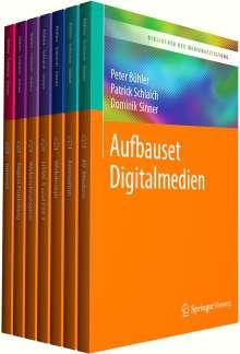 Peter Bühler: Bibliothek der Mediengestaltung - Aufbauset Digitalmedien, Buch
