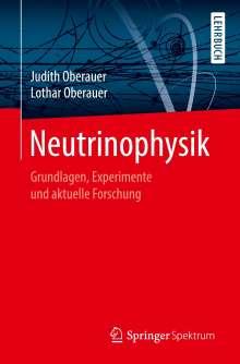 Lothar Oberauer: Neutrinophysik, Buch